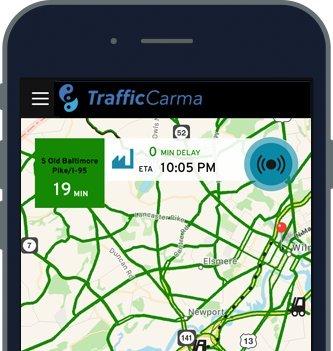 TrafficCarma Mobile App